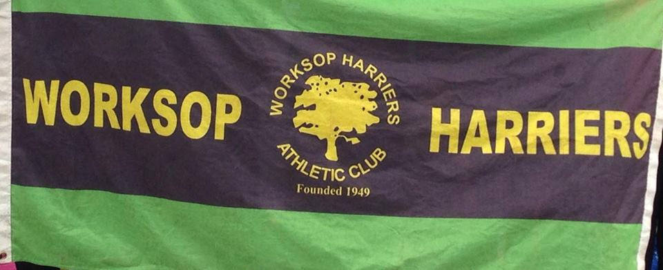 Worksop Harriers Banner